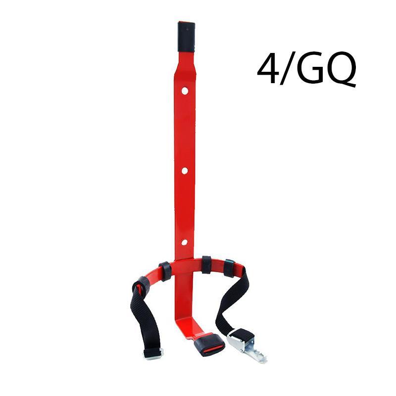 Wieszak gaśnicy GP-4 z opaską zapinany GQ