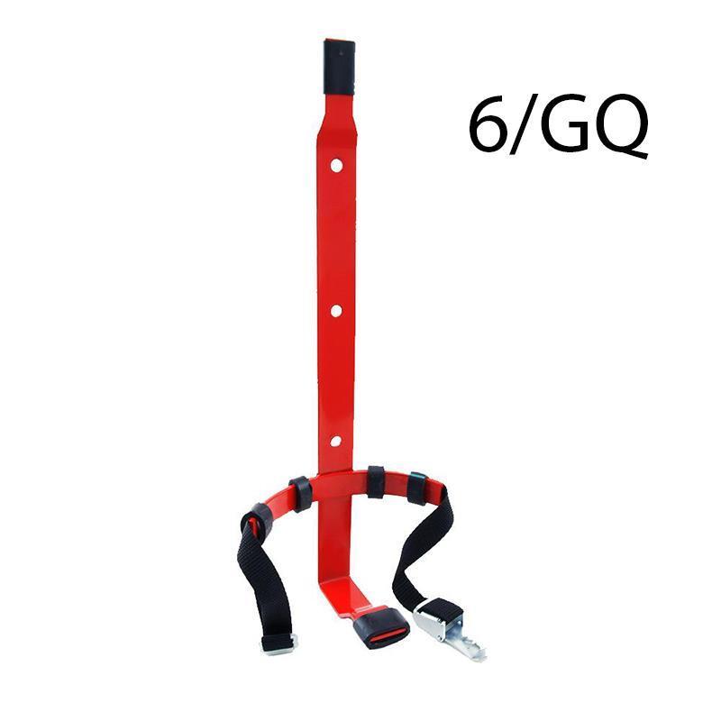 Wieszak gaśnicy GP-6 z opaska GQ
