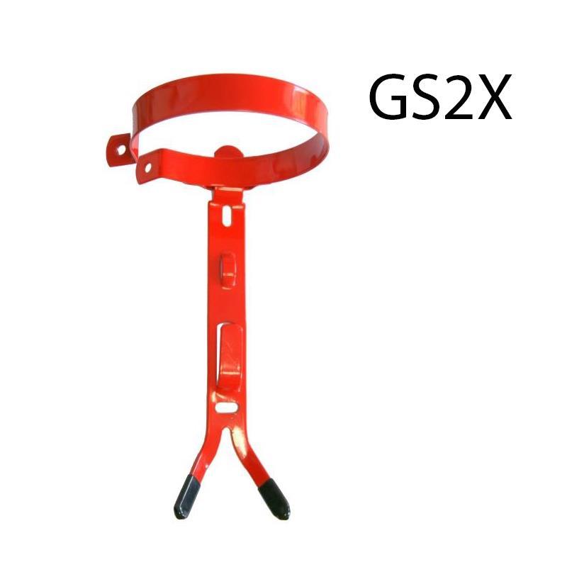 Wieszak-gasnicy-podwojny-uchwyt-GS2-FS-z-obejma
